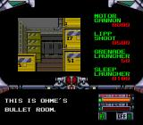 Silent Debuggers TurboGrafx-16 Refill your weapons here