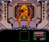 Silent Debuggers TurboGrafx-16 Another alien goes up in flames