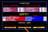 TV Sports: Football TurboGrafx-16 The standings so far