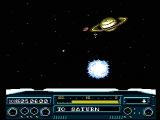 To the Earth NES A battle out near Saturn