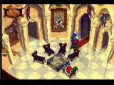 Blazing Dragons PlayStation King All-Fire and the Square Table