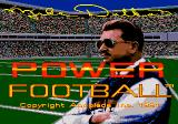Mike Ditka Ultimate Football Genesis Title screen