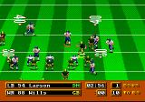 Mike Ditka Ultimate Football Genesis Choosing a receiver