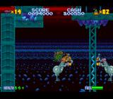 Daffy Duck: The Marvin Missions SNES Robot aliens