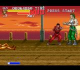 Final Fight 3 SNES Andore returns for this Final Fight installment