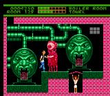 Ghoul School NES The big ghoul in the boiler room