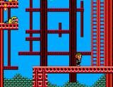 Alex Kidd in Shinobi World SEGA Master System Construction Site
