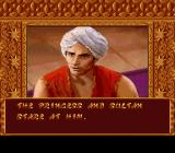 Prince of Persia 2: The Shadow & The Flame SNES Intro story sequence