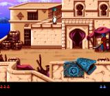 Prince of Persia 2: The Shadow & The Flame SNES Down in the ordinary town