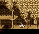 Prince of Persia 2: The Shadow & The Flame SNES Inside the cave