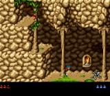 Prince of Persia 2: The Shadow & The Flame SNES That pile of bones is about to spring to life