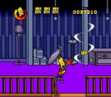 The Simpsons: Bart's Nightmare SNES Bart explores the attic