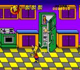 The Simpsons: Bart's Nightmare SNES Killer kitchen appliances
