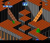 Marble Madness NES Level 3 maze