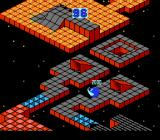 Marble Madness NES Level 6 -- the ultimate