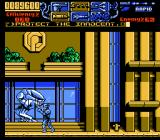 RoboCop 3 NES Level 4 boss, the ED-209