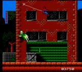 Spider-Man: Return of the Sinister Six NES Vulture antagonizes you throughout level 4
