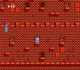 Milon's Secret Castle NES Higher up in the secret castle