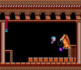 Milon's Secret Castle NES Sort of a pterodactyl boss