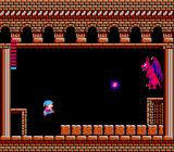 Milon's Secret Castle NES Sort of a bat-themed miniboss