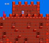 Milon's Secret Castle NES Finally reached the top of the castle