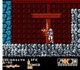 Demon Sword NES Level 3-1 miniboss