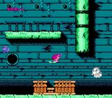 Disney's The Little Mermaid NES A ghost fish inhabiting the sunken ship