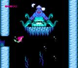 Disney's The Little Mermaid NES The witch herself