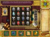 Mystery Age: The Imperial Staff Windows Masks Matching mini-game