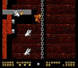 Tom & Jerry NES This level appears to be haunted