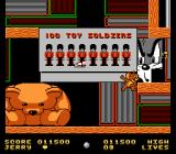 Tom & Jerry NES The final showdown against Tom