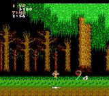 Ghosts 'N Goblins NES Even the plants are out to get the hero