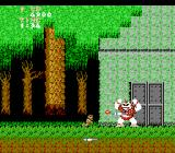 Ghosts 'N Goblins NES The first boss