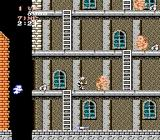 Ghosts 'N Goblins NES More of the terrible town