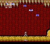 Ghosts 'N Goblins NES It's raining bats at the start of level 3