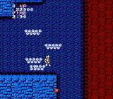 Ghosts 'N Goblins NES Lots of moving platforms in level 4