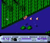Cobra Triangle NES Collecting pods while jumping off ramps