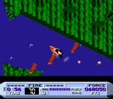 Cobra Triangle NES Finish the race; this one has more obstacles, like logs