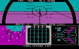 F-15 Strike Eagle PC Booter In-game CGA screenshot