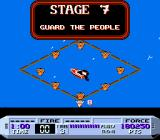 Cobra Triangle NES Keep the enemy boats from stealing the people