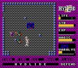 Hydlide NES The big demon, plus a lot of henchmen
