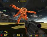 Serious Sam: The Second Encounter Windows Huge enemy