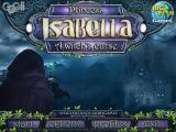 Princess Isabella: A Witch's Curse Windows Main menu
