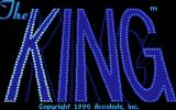 Les Manley in: Search for the King DOS The King!