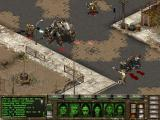 Fallout Tactics: Brotherhood of Steel  Windows A tough fight against the Robots, including an extremely tough Behemoth robot