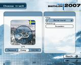 RTL Biathlon 2007 Windows Choose track