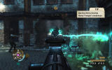 Wolfenstein Windows The heavy trooper. Hit the cyan lamps on his back and he is toast
