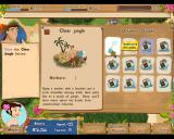 Coconut Queen Windows Clear jungle option