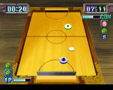 Air Hockey PlayStation Just added the Wall keeper bonus. It's like a goalie... but it's a wall.