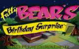 Fatty Bear's Birthday Surprise DOS Title Screen
